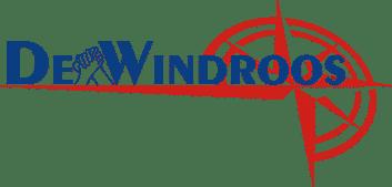 Logo Maatschap de Windroos